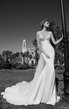 galia lahav 2015 wedding dress alora front view
