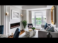 A Luxurious Condo With All The Comforts Of A House - YouTube