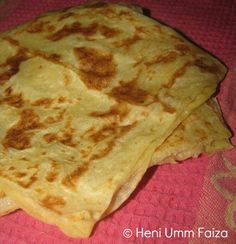 The Teal Tadjine   Family Traditions + Recipes from the Algerian-Mediterranean & Beyond: Maârek / M'semmen   North African laminated pancake {step by step photo tutorial}