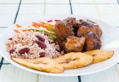 Jamaican Fried Chicken Recipe - Jamaicans.com Jamaican Dishes, Jamaican Recipes, Easy Mexican Dishes, Mexican Food Recipes, Jamaican Fried Chicken Recipe, Brown Stew Chicken, Pollo Guisado, Slow Cooker Times, Jam Recipes