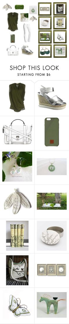 """""""Fashion & Gifts 4"""" by keepsakedesignbycmm ❤ liked on Polyvore featuring H2o Italia, Citizens of Humanity, Proenza Schouler, Native Union, ANNA, jewelry, accessories and decor"""
