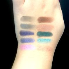 Mary Kay Midnight Jewels Eyeshadow Collection