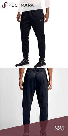 666a0ab19ab0 Nike Mens Thermafit Jogger Cuffed Sweat Pants Pre owned in excellent condition.  Size M Nike
