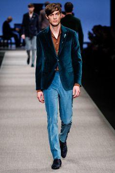 Canali | Fall 2014 Menswear Collection | Milan