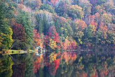Photo Autumn Boathouse by Julian State on 500px