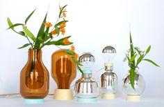 Flask Lamp No. 1 by David Derksen Design | MONOQI