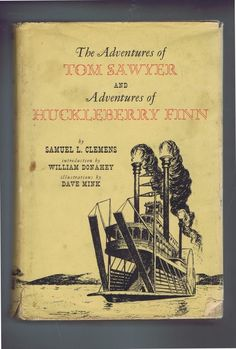 reflection of the adventure of huckleberry Huck finn and reflections on the past in the book, the adventures of  huckleberry finn written by mark twain, the main protagonist huck finn learns  many.