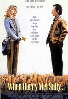 When Harry Met Sally #movies you can not skip this #Valentine
