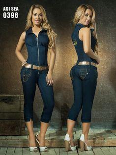 Www.hotredfashion.com  jumpsuit levantacola colombiano