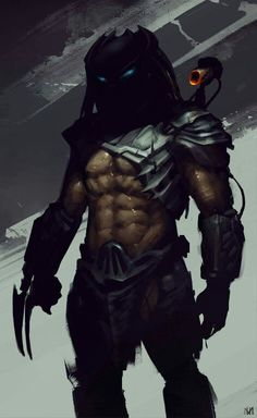 Predator by Nagy Norbert