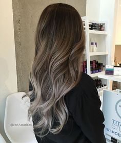 Ash to Silver Colormelt