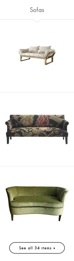 """""""Sofas"""" by mel0ody ❤ liked on Polyvore featuring furniture, sofa, decor, интерьер, home, filler, ikea, sofas, couch and home decor"""