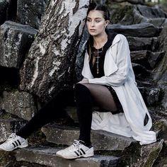 Photo,Style & Muah by Jannica Stelander Model:Milla La Photo Style, Freckles, Finland, Grunge, Girl Fashion, Braids, Stylists, Punk, Photoshoot