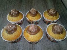 cupcakes ferrero