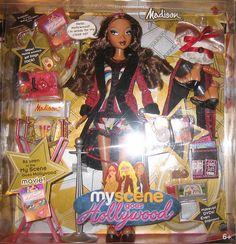 My Scene - Goes Hollywood - Madison by World of My Scene Dolls, via Flickr
