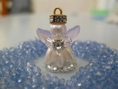 How to make an Angel with Beads