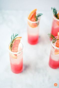 Roundup: 10 Summer Cocktails to Help You Stay Cool