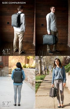 The Most Functional Backpack and Travel Pack Ever!