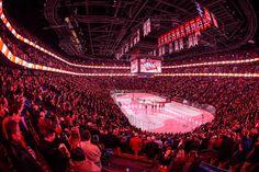 Vancouver Canucks at Montréal Canadiens, November 16, 2015