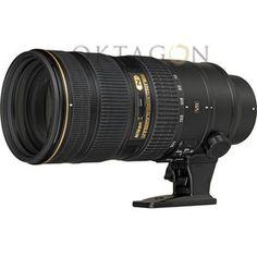 Nikon Lens AF-S 70-200mm F2.8 G IF EDVR II Zoom Nikkor