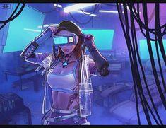cyberpunk technology Concept Art is part of Cool Cyberpunk Character Concept Art Inspiration Design - by Yulin Li (artist by artstation) characters conceptart cyborg robot robotics mech mecha fanart retro 80 retrowave… Cyberpunk 2077, Cyberpunk Mode, Cyberpunk Kunst, Cyberpunk Girl, Cyberpunk Aesthetic, Cyberpunk Fashion, Cyberpunk Tattoo, Cyberpunk Clothes, Female Character Design