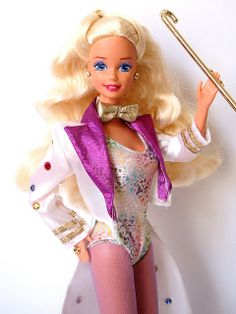 Rockettes Barbie - 1993 | Flickr - Photo Sharing!