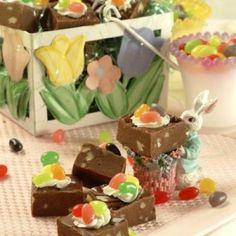 Toll House Easter Basket Fudge - Holidays
