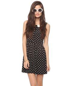 Polka Dot Dress  $22.80  Forever 21