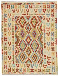 Tapis Kilim Afghan Old style 155x199