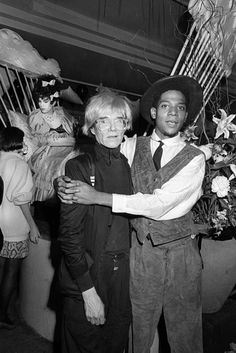 View Jean-Michel Basquiat x Andy Warhol By Ben Buchanan; Access more artwork lots and estimated & realized auction prices on MutualArt. Jean Michel Basquiat Art, Jm Basquiat, Andy Warhol, Grace Jones, David Hockney, Keith Haring, Edward Hopper, Radiant Child, Pop Art