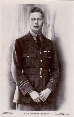 Prince Albert, future King George VI. of Britain  | by Miss Mertens