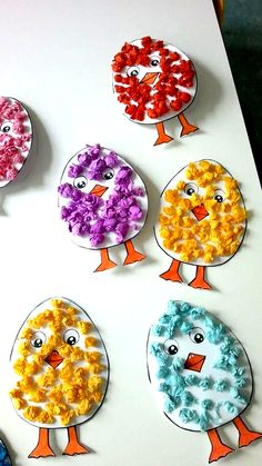 55 Effortless Easter Crafts Ideas for Kids to Make is part of Easter art - Effortless easter crafts ideas for kids are instant and easy to perform!But still if you're not sure then you can check out these craft ideas to practice or