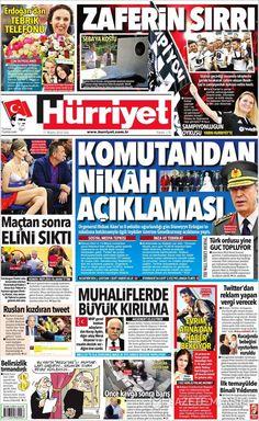 #20160517 #TürkiyeHABER #TURKEY #TurkeyTodayNEWSpapers20160517 Tuesday MAY 17 2016 http://en.kiosko.net/tr/2016-05-17/ + http://www.trthaber.com/foto-galeri/gazete-mansetleri-17-mayis-2016/10459/sayfa-10.html <+> #Hürriyet20160517 http://en.kiosko.net/tr/2016-05-17/np/hurriyet.html