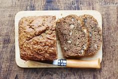 This is a moderately Low-Carb Banana Bread Recipe. Perhaps some of the banana could be dropped and add a bit more oil and/or banana flavoring.