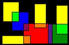 desenhos com cores primarias e secundarias - Pesquisa Google