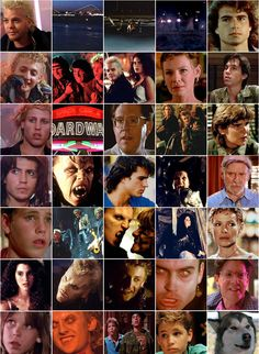 The Lost Boys, 1987