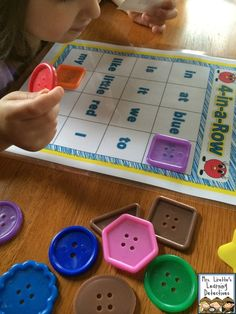 FREE game for sight word practice