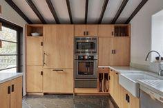 Kitchen of the Week: In Los Feliz, A Moody, Romantic Spanish Modern Update - Remodelista