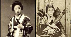 Si chiamavano Onna-Bugeisha ed erano leggendarie Guerriere Samurai, deputate alla sicurezza del villaggio durante l'assenza degli uomini in caso di guerra. Il loro ruolo era simile a quello dei guerrieri uomini, con in più la preparazione rituale delle teste decapitate dai nemici. Le Onna portavano