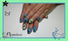 Nail marine