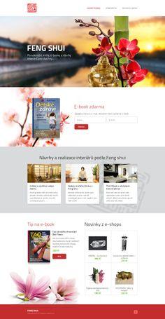 Feng shui #website #web #webdesign