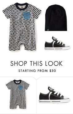 """""""Patterned Romper"""" by babiesswardrobe ❤ liked on Polyvore featuring men's fashion and menswear"""