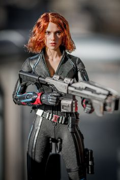 Black Widow   by james.mannequindisplay
