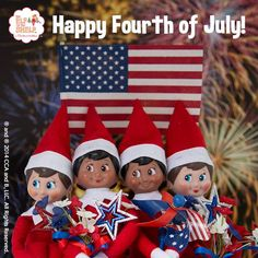 Happy #4thofJuly, friends! Enjoy today's festivities with your family and friends by your side.