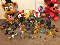 All My FNAF Stuff :3 by FNAFNations