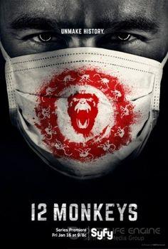 12 обезьян / 12 Monkeys (2015) WEBRip | ColdFilm