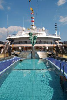 Cruiser Costa Atlantica Costa Atlantica, Cruise, Luxury, World, Outdoor Decor, Cruises, The World, Earth