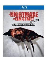 Amazon.com: A Nightmare on Elm Street Collection (All 7 Original Nightmare Films + Bonus Disc) [Blu-ray]: Various: Movies & TV