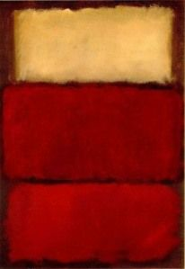"Mark Rothko ""Untitled No. 17"" 1961"