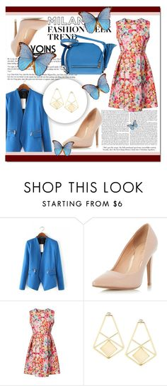 """Bez naslova #5"" by purplerabbit-d ❤ liked on Polyvore featuring Dorothy Perkins, Rebecca Minkoff and yoins"